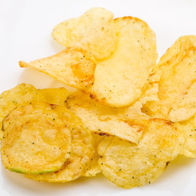 How to Make Homemade Low Calorie Potato Chips