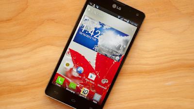 Thay màn hình LG Optimus G