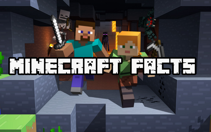 Interesting Fun Facts About Minecraft