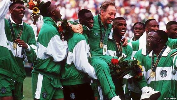 Our Atlanta 96 team played better than Mikel & current Dream Eagles - Sunday Oliseh