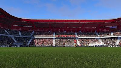 PES 2021 Stadium Stade du Hainaut