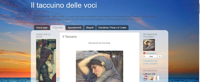 http://iltaccuinodellevoci.blogspot.it