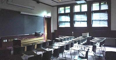 Sever Hall, Harvard