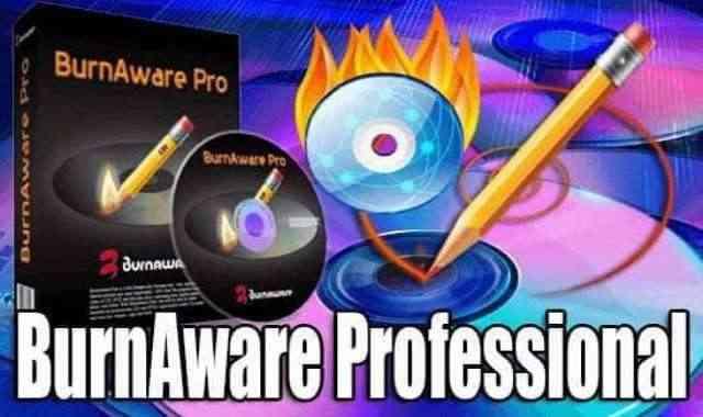 تحميل برنامج BurnAware Professional 14.7 اخر اصدار مفعل مدى الحياة