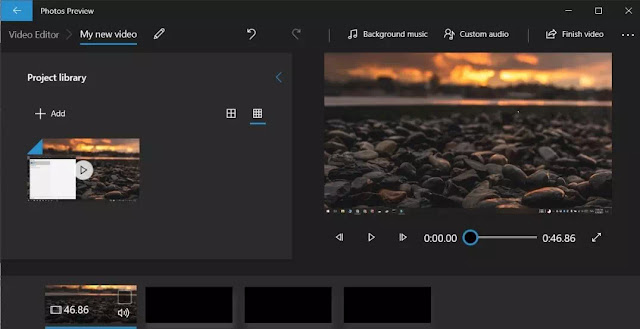 Cara Menggabungkan Audio dan Video di Windows 10-3
