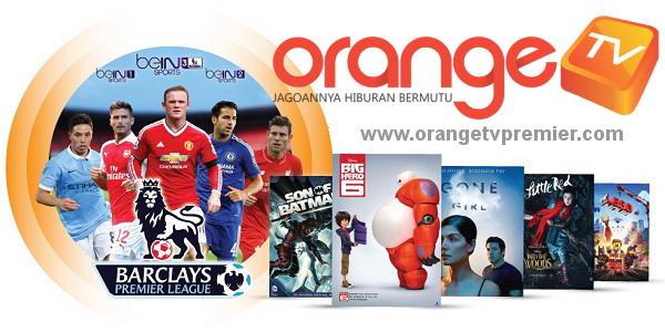 Cara berlangganan Orange TV paket pascabayar.