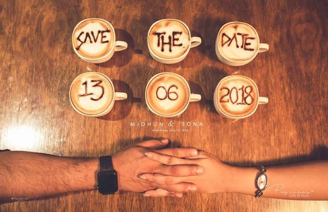 ideias de save the date criativos de casamento