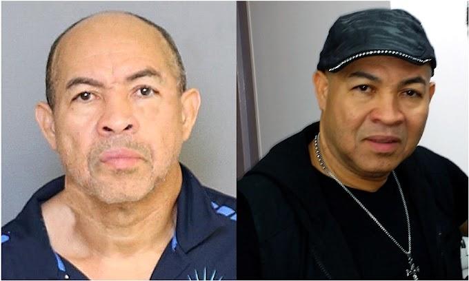 Bachatero Willy Lapache acusado en Florida de 56 cargos por supuestos abusos sexuales a hija durante cuatro años