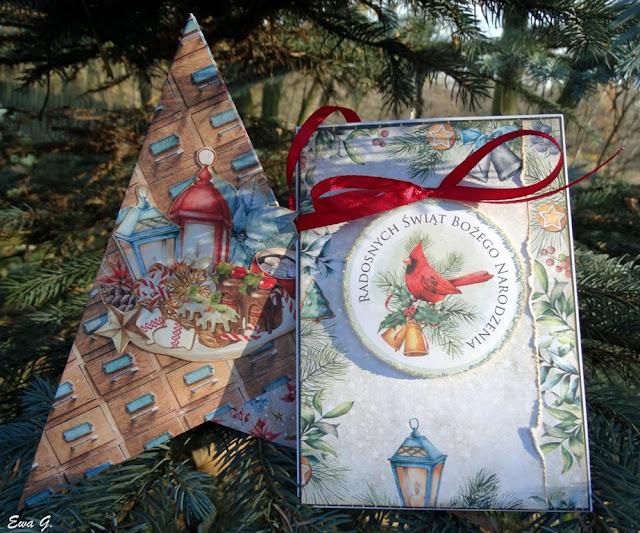 Listopadowe kartki bożonarodzeniowe