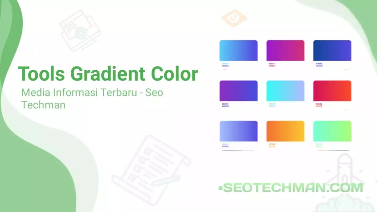 Cara Mudah Membuat Alat Gradasi Warna yang Menarik Di Blog