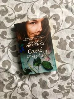 """""""Cześć, co słychać?"""" Magdalena Witkiewicz, fot. paratexterka ©"""