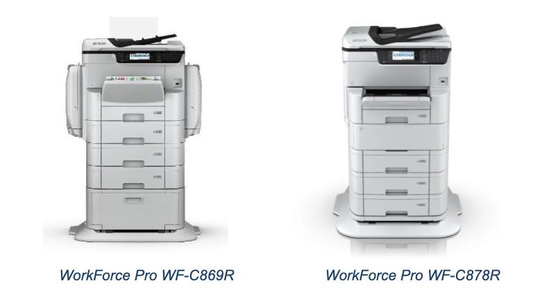 Epson WF-C869R & WF-C878R