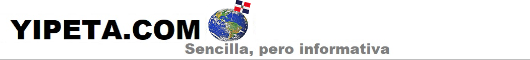 YIPETA.COM Sencilla, pero informativa