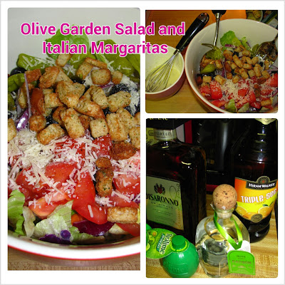 For the love of food olive garden salad dressing and - Olive garden salad dressing recipe secret ...