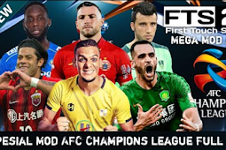 FTS 21 Spesial AFC Mod Liga Asia by Smile Zone