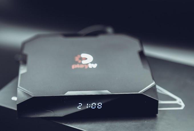 PLAY TV BOX STREAM LANÇAMENTO - 21/02/2020