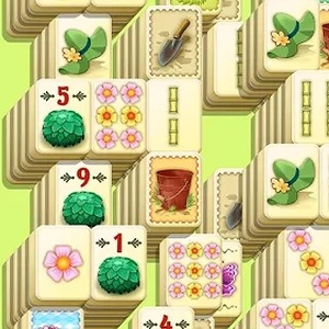 Jogue Flower Mahjong Solitaire online