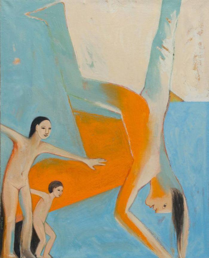 Итальянская художница. Rosaria Onotri