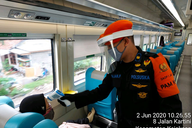 """New Normal"", Inilah Alur Untuk Penumpang yang Akan Naik Kereta Api Jarak Jauh - New Normal PT.KAI untuk penumpang - Alur penumpang New Normal - New Normal"