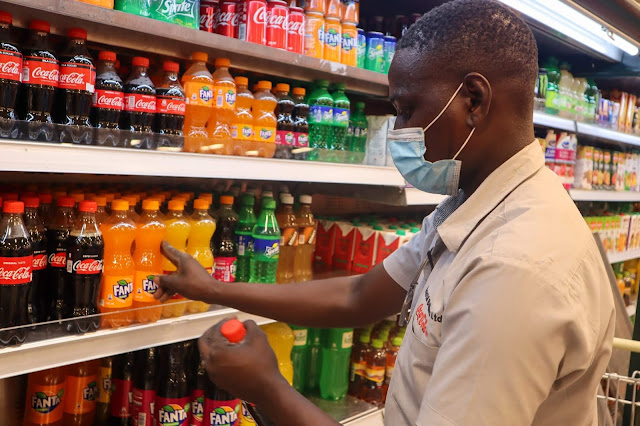 Naivas Supermarket new branch photo