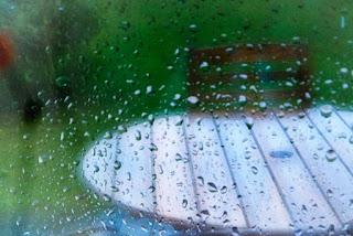 مراحل تكون المطر