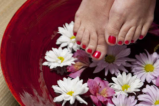 lemon Benefit for feet relaxation  in Hindi