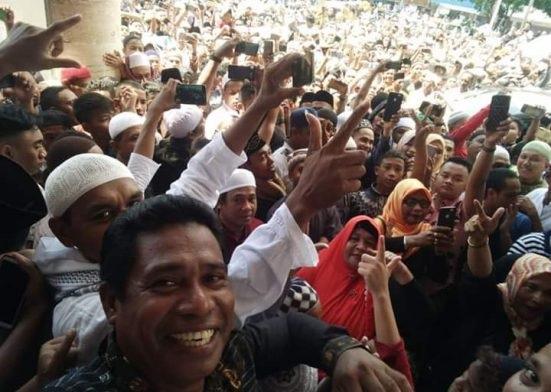 Prabowo-Sandi akan Menangkan Pilpres; Animo Rakyat Besar Meski Tanpa Amplop dan Sembako
