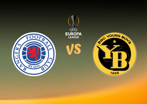 Glasgow Rangers vs Young Boys  Resumen