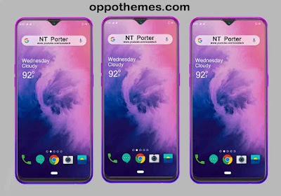 Oneplus 7 Pro Theme for Oppo & Realme Android