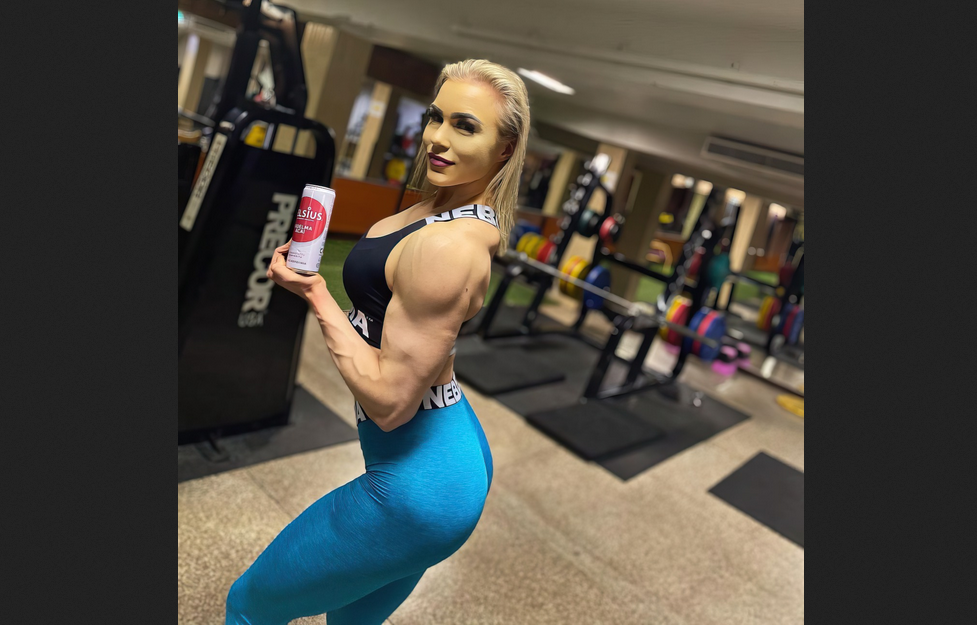 Female Bodybuilding Has a Long Tradition