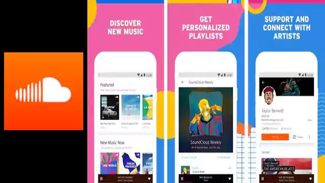 تحميل تطبيق اندرويد SoundCloud لصوت و الموسيقى