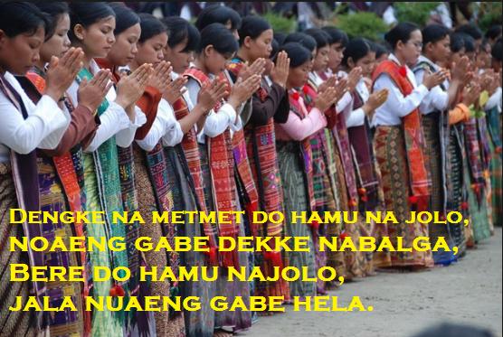 Pantun dalam bahasa batak Toba