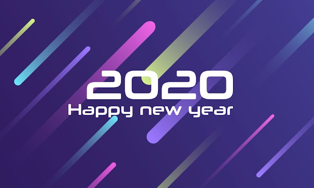 Happy New Year 2020 Images, Wallpapers 20