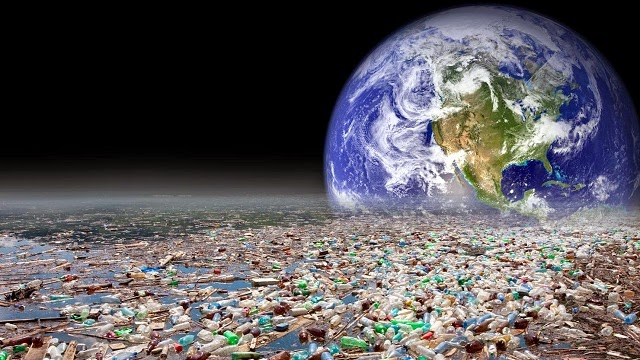 Environmental Plastic Is A Worse Threat To Human Survival Than Global Warming Is
