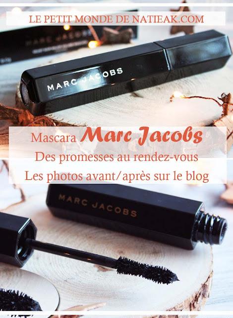Mascara velvet noir volume de Marc Jacobs