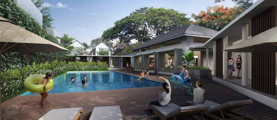 Club House Harumi Homes Sekar