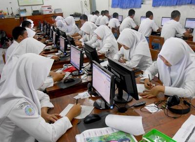 Contoh Soal Inti Kalimat | UNBK Bahasa Indonesia SMA/MA 2020