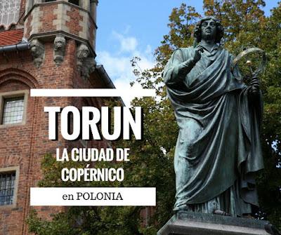Torun, La Ciudad de Copérnico