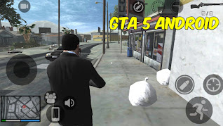 GTA 5 Android apk data