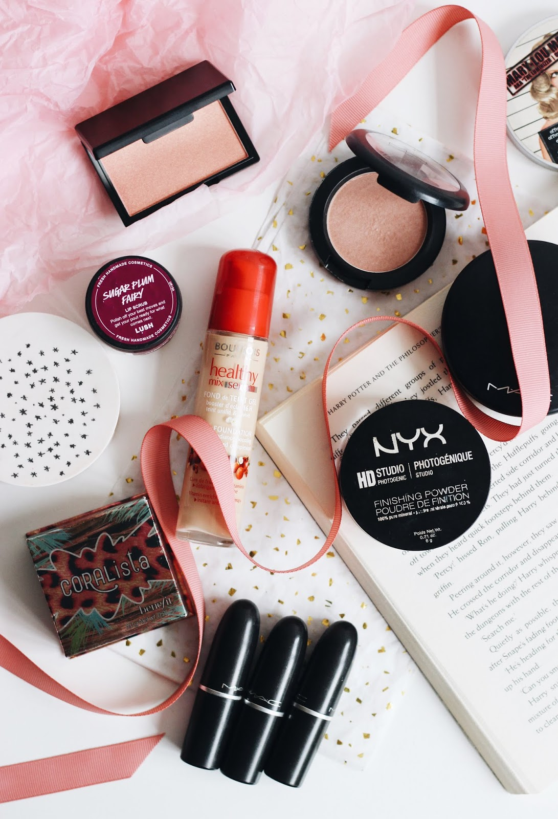 2010's Nostalgic Makeup Products