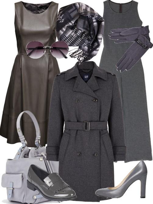 PANTONE 16-3905 Lilac Gray_set