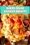 #Baked #Crack #Chicken #Breasts