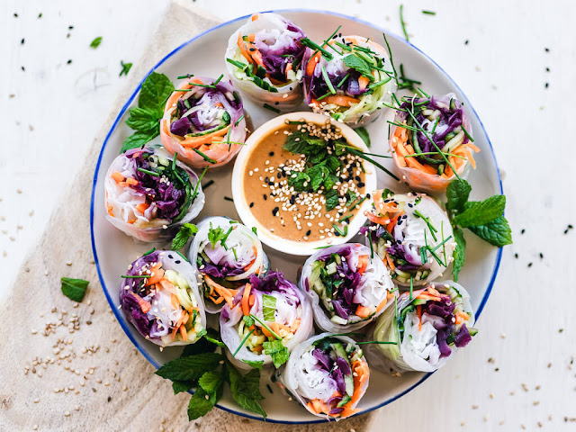 Greek Sushi Recipe