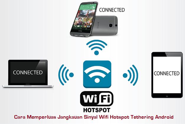 trik, cara membuat hotspot portabel dengan android, memperluas jangkauan wifi android, kemampuan wifi tethering, jarak jangkauan wifi dari lokasi hotspot, cara mengaktifkan sinyal wifi di hp android, cara memperkuat dan menarik sinyal wifi hotspot tethering android, tethering atau portable wifi hotspot dari smartphone, sarewelah.blogspot.com