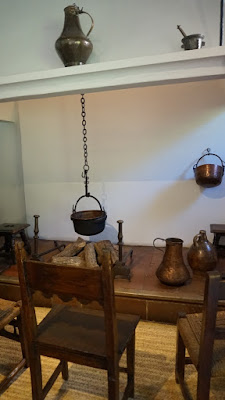 Cocina de la Casa Museo Lope de Vega