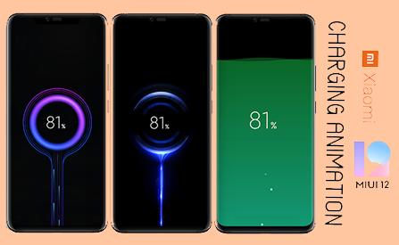 2 Cara Mengganti Animasi Charging Xiaomi MIUI 12
