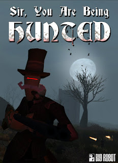 Sir you are being hunted cover