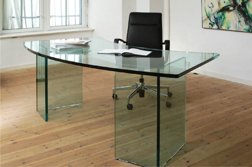 Glass Desks 7