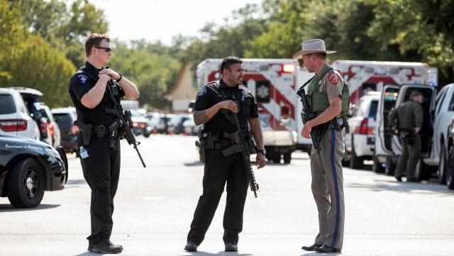 تفاصيل مقتل قسيس داخل كنيسة بولاية تكساس