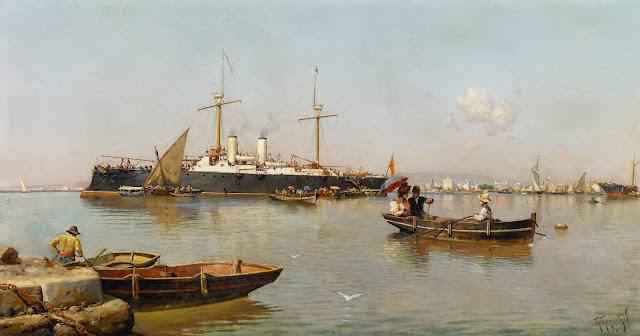 Crucero Reina Regent.